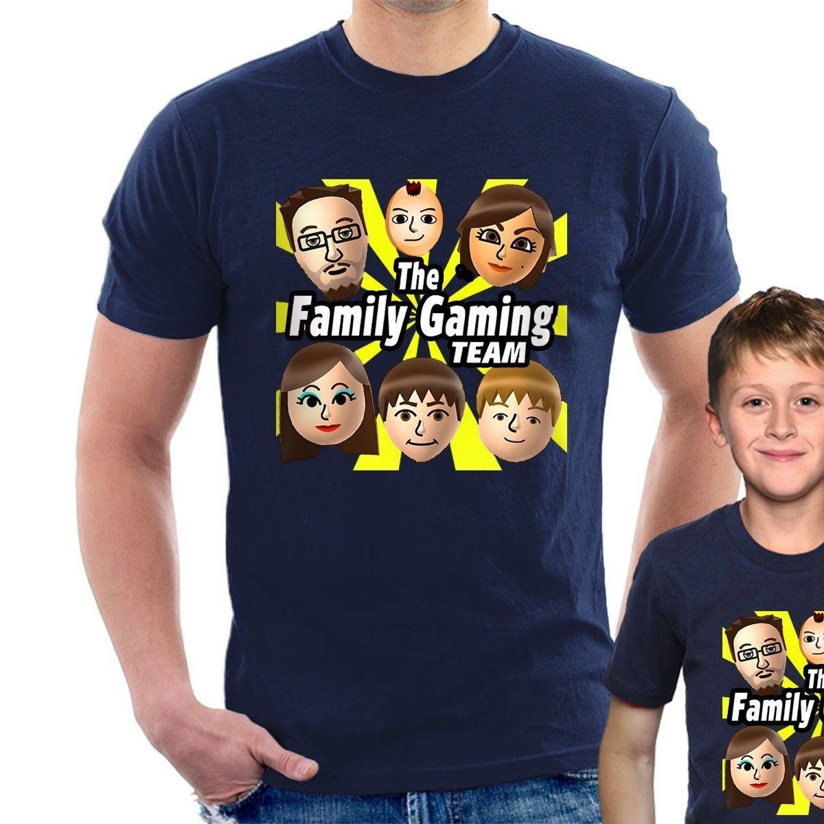 FUNnel Vision Hoodie Hoody Youtuber FGTeeV Family Gaming Team Children Adults