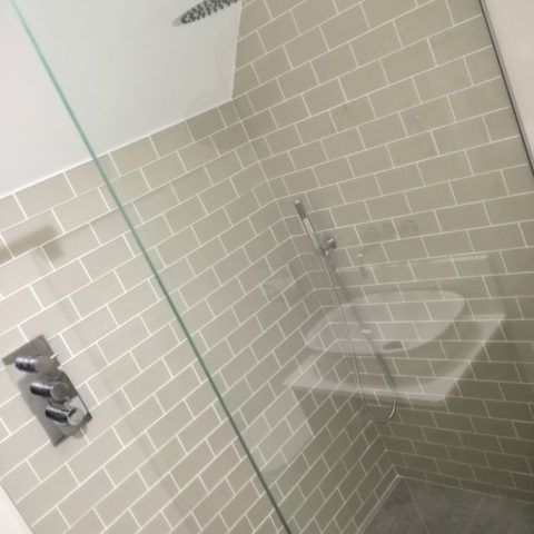 Glass Bathroom Tiles Splashback Steam room Pinterest Metro - Bathroom Glass