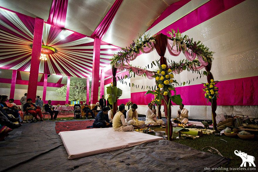 Beautiful Mandap