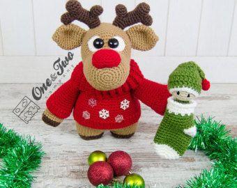 Amigurumi Pattern Christmas Star Amigurumi Tutorial – Christmas ... | 270x340