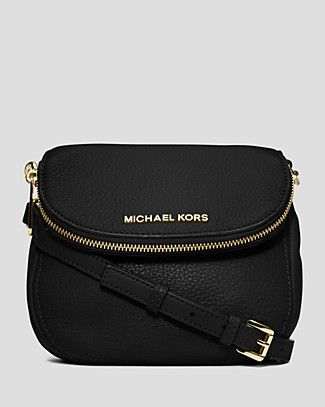 086542f7fcdc MICHAEL Michael Kors Crossbody - Bedford Flap     Saw this cutie today. But  I need it on sale.... lol.