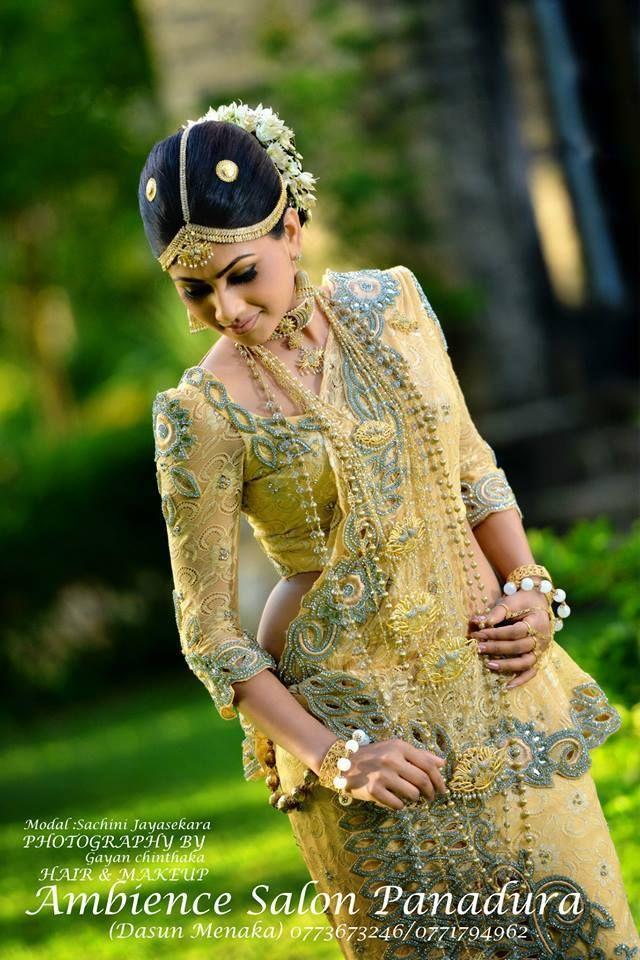 Pin by Yashodara Rathnathilaka on Kandyan Brides (With