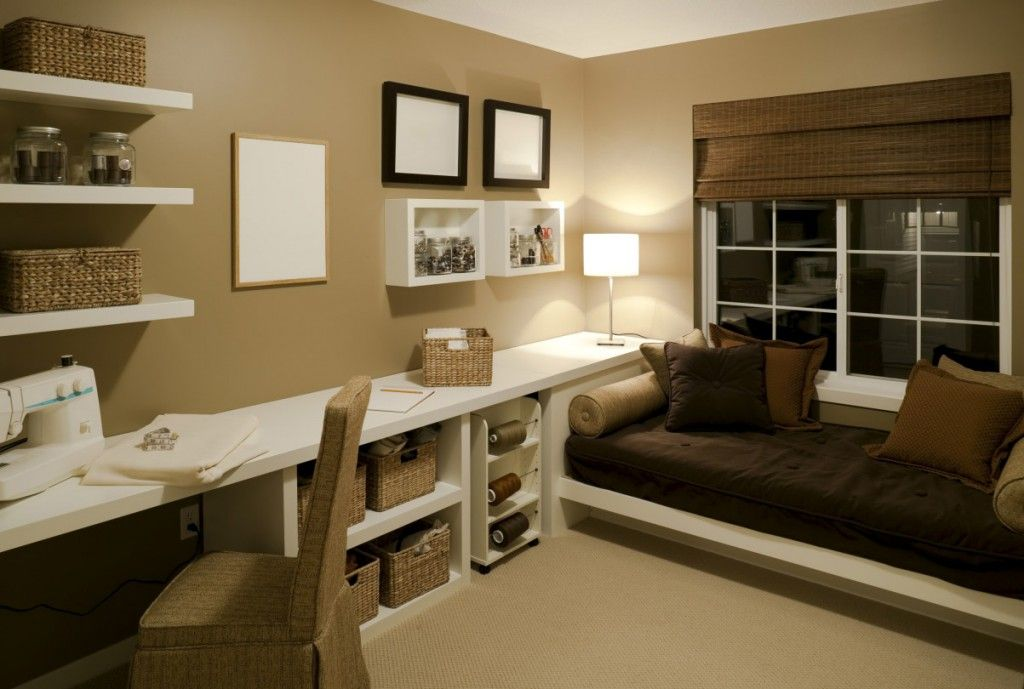 Design Ideas for Home Office/guest Room