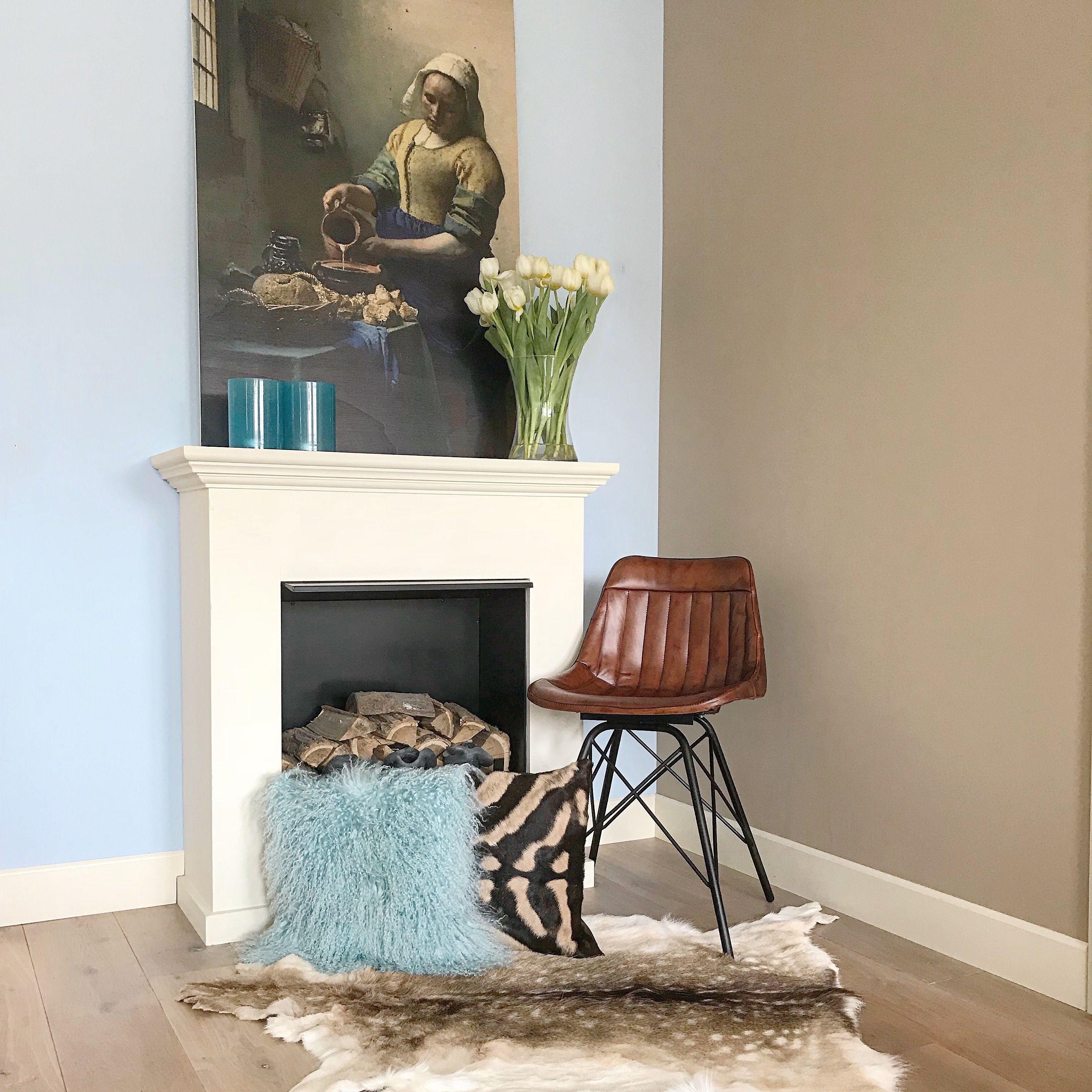 Muur Decoratie Melkmeisje Vermeer Voor Binnen En Buiten Geschikt Woonkamer Decoratie Decoratie Thuisdecoratie