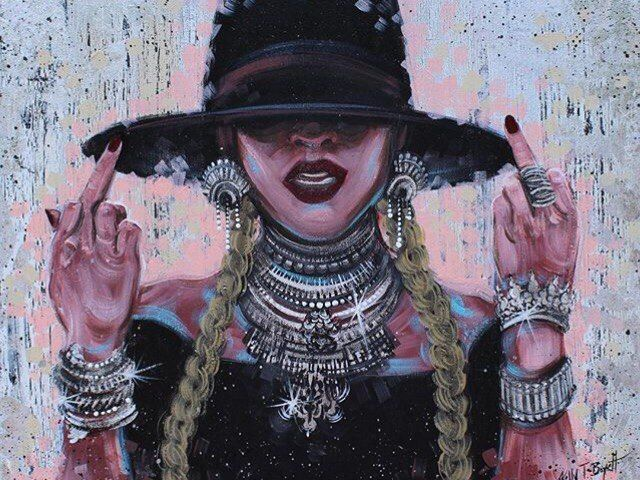 Beyoncé Formation Art