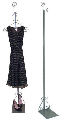 Decorative Floor Stand, Display Costumer   Workshop ideas   Garment