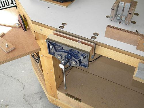 Tremendous 6 In 1 Multi Power Tool Work Bench By Steliart Gmtry Best Dining Table And Chair Ideas Images Gmtryco