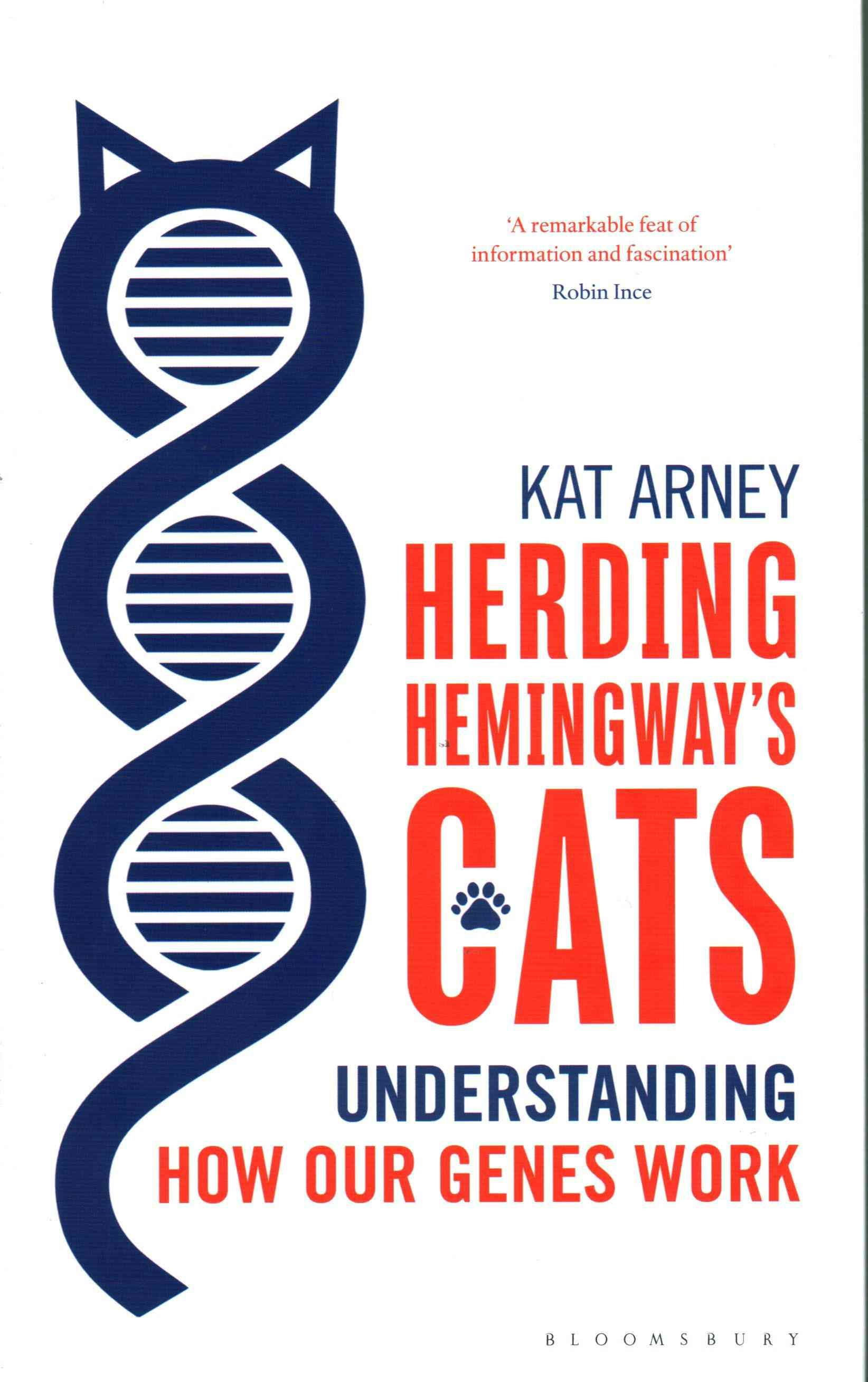 Herding hemingwayus cats understanding how our genes work library