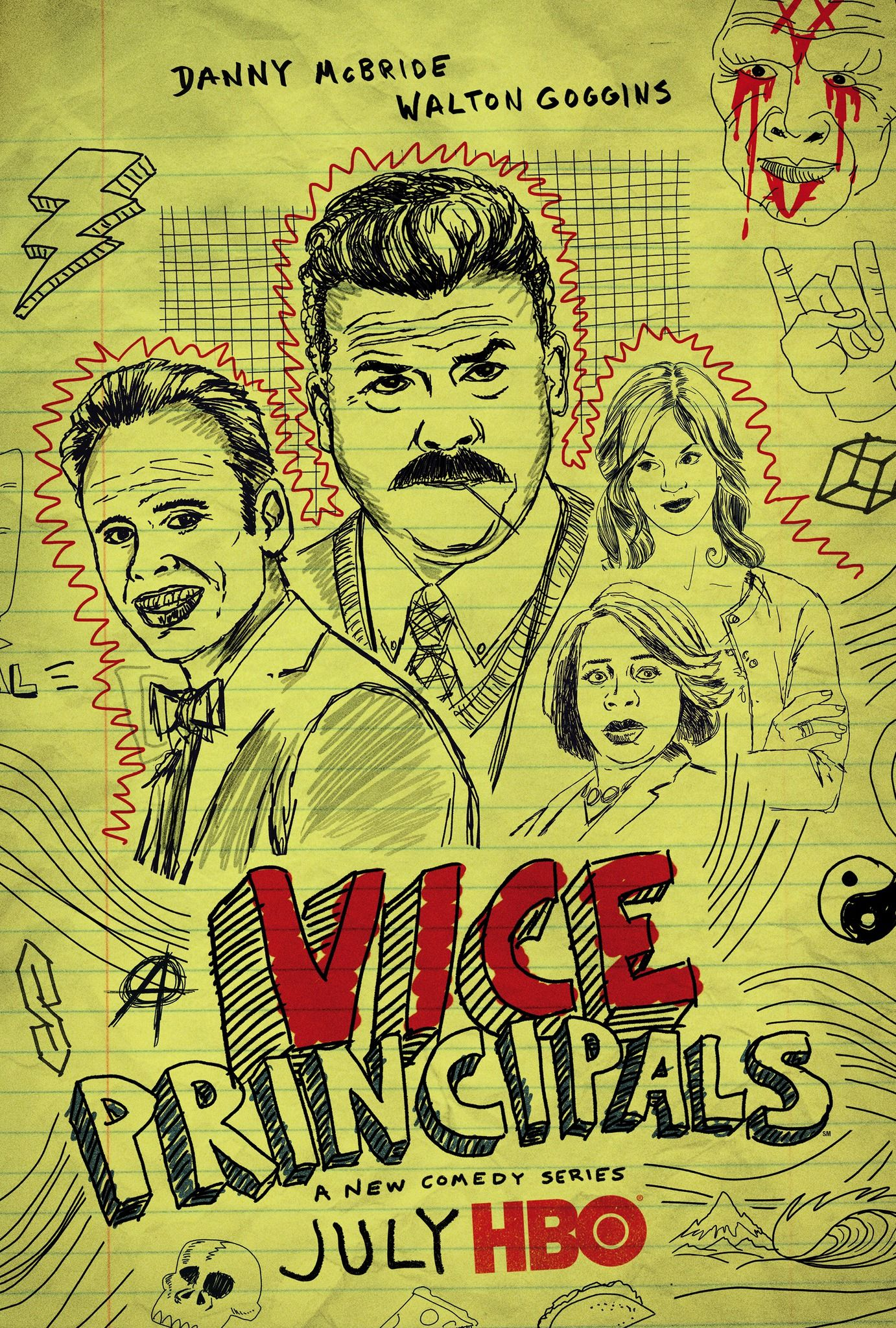 Return to the main poster page for Vice Principals (1 of