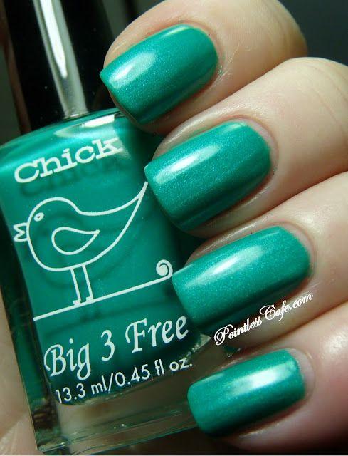 uñas verdes para que no pases desapercibida   Nails / Uñas ...