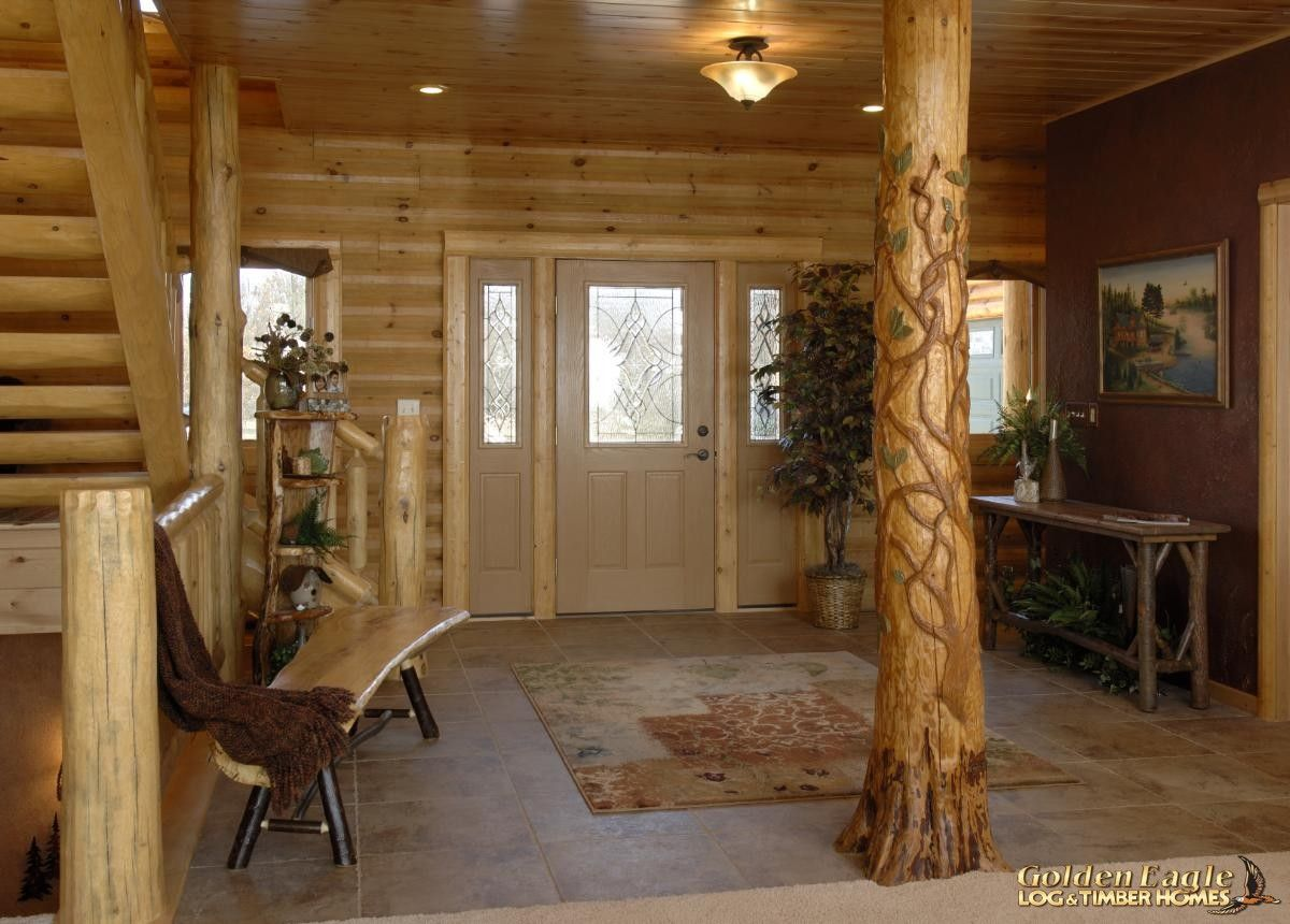 Golden Eagle Log and Timber Homes Gallery