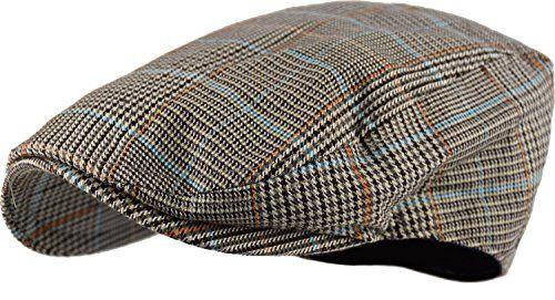 9a0e1d207a $8.00 - $14.77 Wonderful Fashion Men's Classic Herringbone Tweed ...