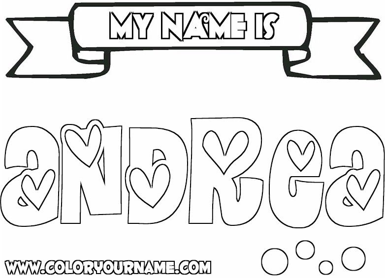 Pin By Andrea Payne On Random Name Coloring Pages Coloring Pages Inspirational Cool Coloring Pages
