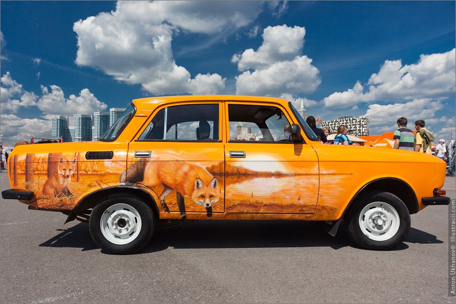 airbrushed vehicles - Google Search