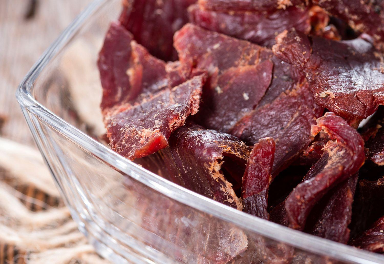 Homemade Korean Beef Jerky (Healthy High Protein Snack
