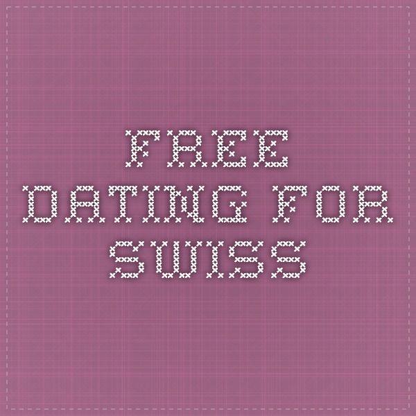 Swiss singles dating sites
