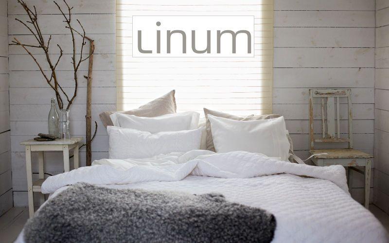 linge de lit linum Linge de maison moderne par Linum. #literie #design | Lit  linge de lit linum