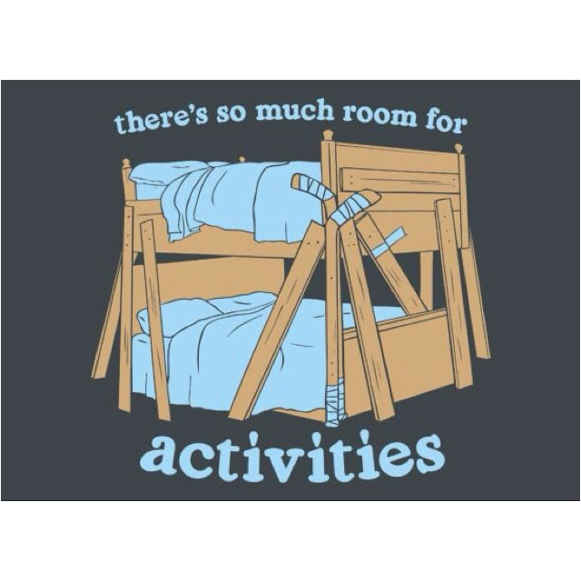 There S So Much More Room For Activities Brothers Movie Step Brothers Funny Tshirts