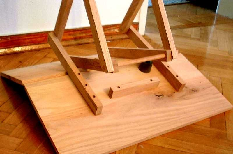 Folding Table Woodworking Pinterest Table Table Plans And