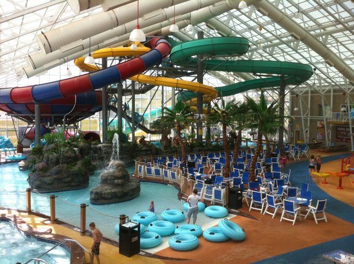WaTiki Indoor Waterpark Resort | fun for kids | City resort
