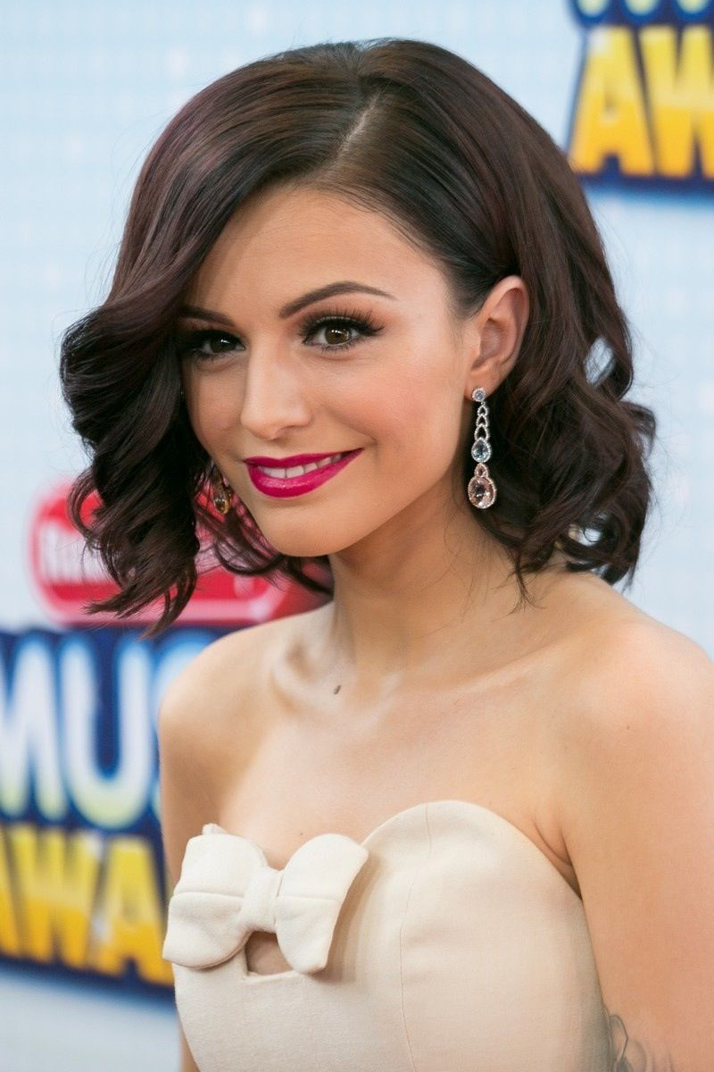 Cher Lloyd Hair Cuts: Formal Hairstyles