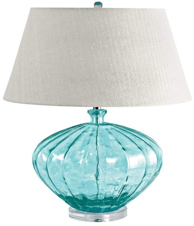 Samaniego 25 Table Lamp Joss Main Table Lamp Glass Table Lamp Tropical Lamp