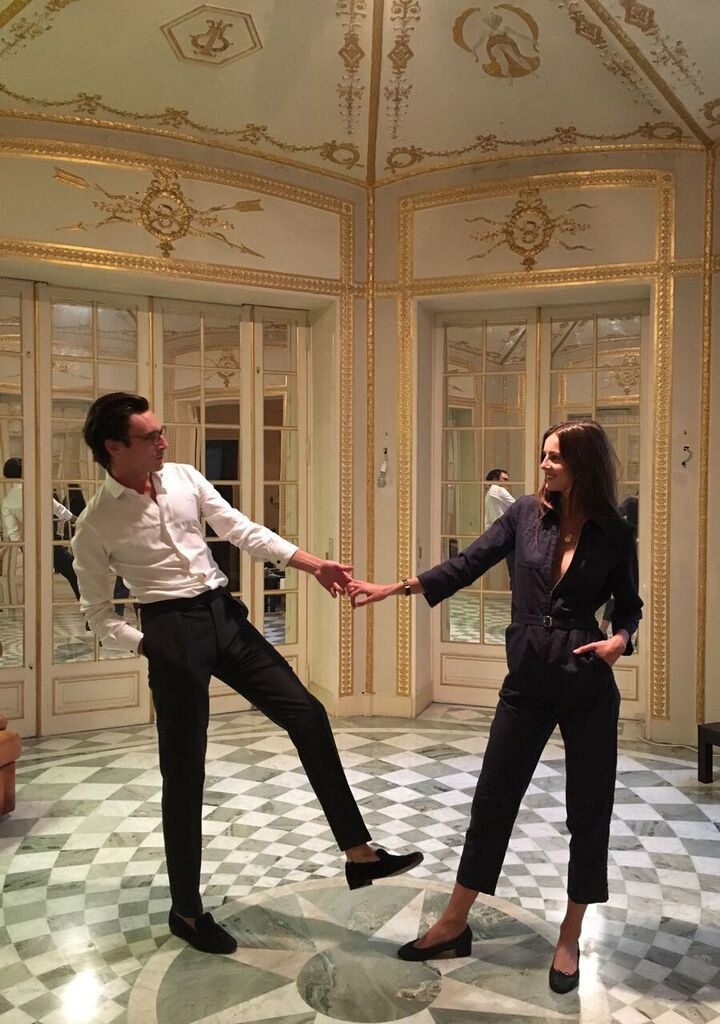 Couples Dressing the French Way! Hint: It's Easier