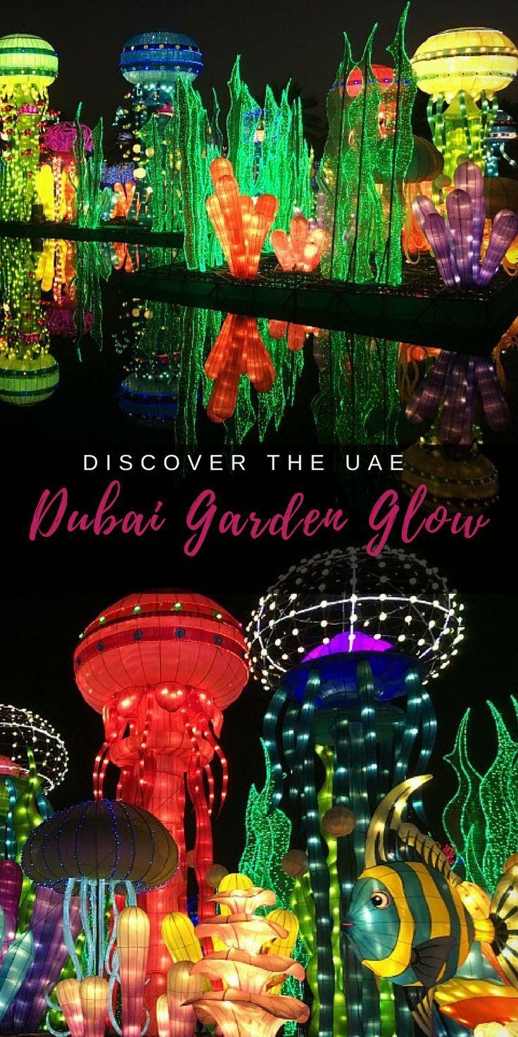 Dubai Garden Glow with kids Dubai garden, Dubai vacation