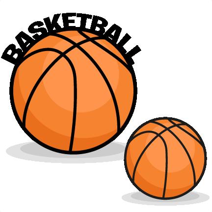 basketball set svg scrapbook cut file cute clipart clip art files rh pinterest co uk free basketball clipart black and white free basketball clip art svg