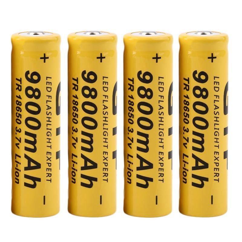 batterie 18650 alta