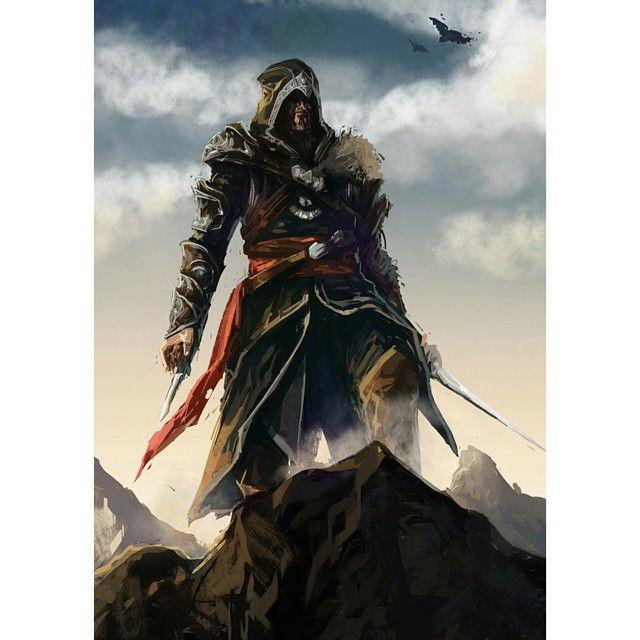 Assassinscreed Ac Acr Revelations Epic Ezio Auditore