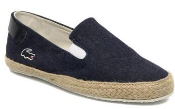 magasiner pour le luxe prix fou design élégant Espadrilles homme Lacoste | Shoes, Espadrilles, Mens fashion ...