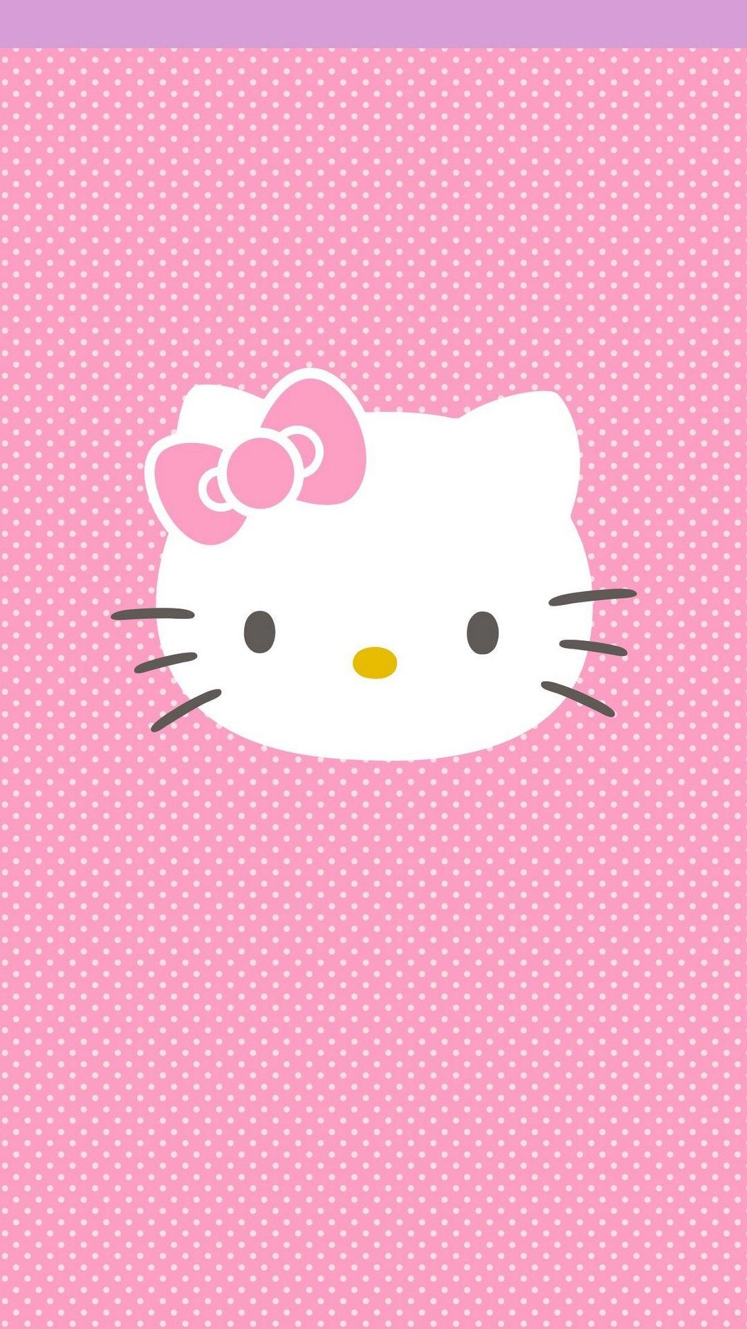 Wallpaper Kitty Iphone Best Hd Wallpapers Hello Kitty