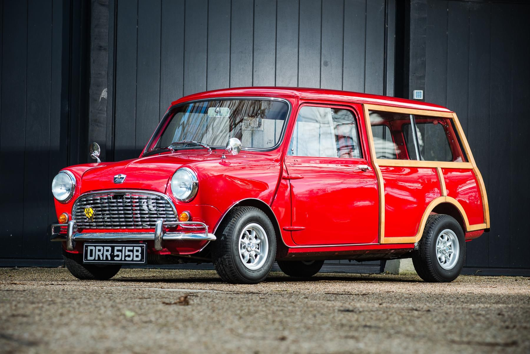 used 1964 austin mini countryman for sale in. Black Bedroom Furniture Sets. Home Design Ideas
