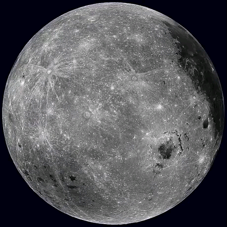 rotation of the moon - 460×460