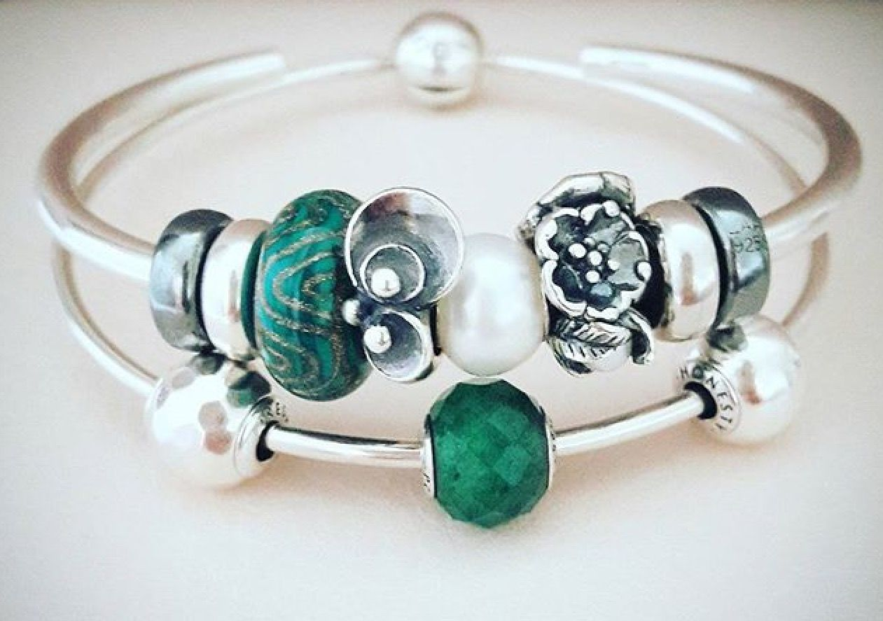 Trollbeads Perfect Moments and pearls