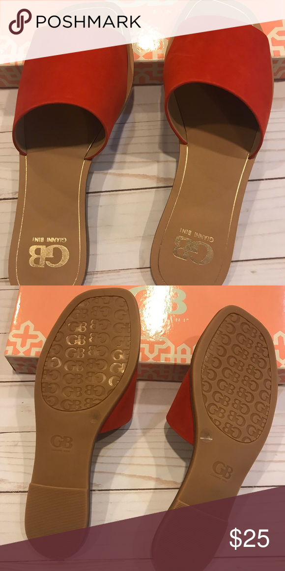 a34c6fded So-Basic Banded Slides From GB, the So-Basic banded slide feature: Nubuck  upper Synthetic lining Metallic embossed sock detail GB logo imprinted  rubber ...