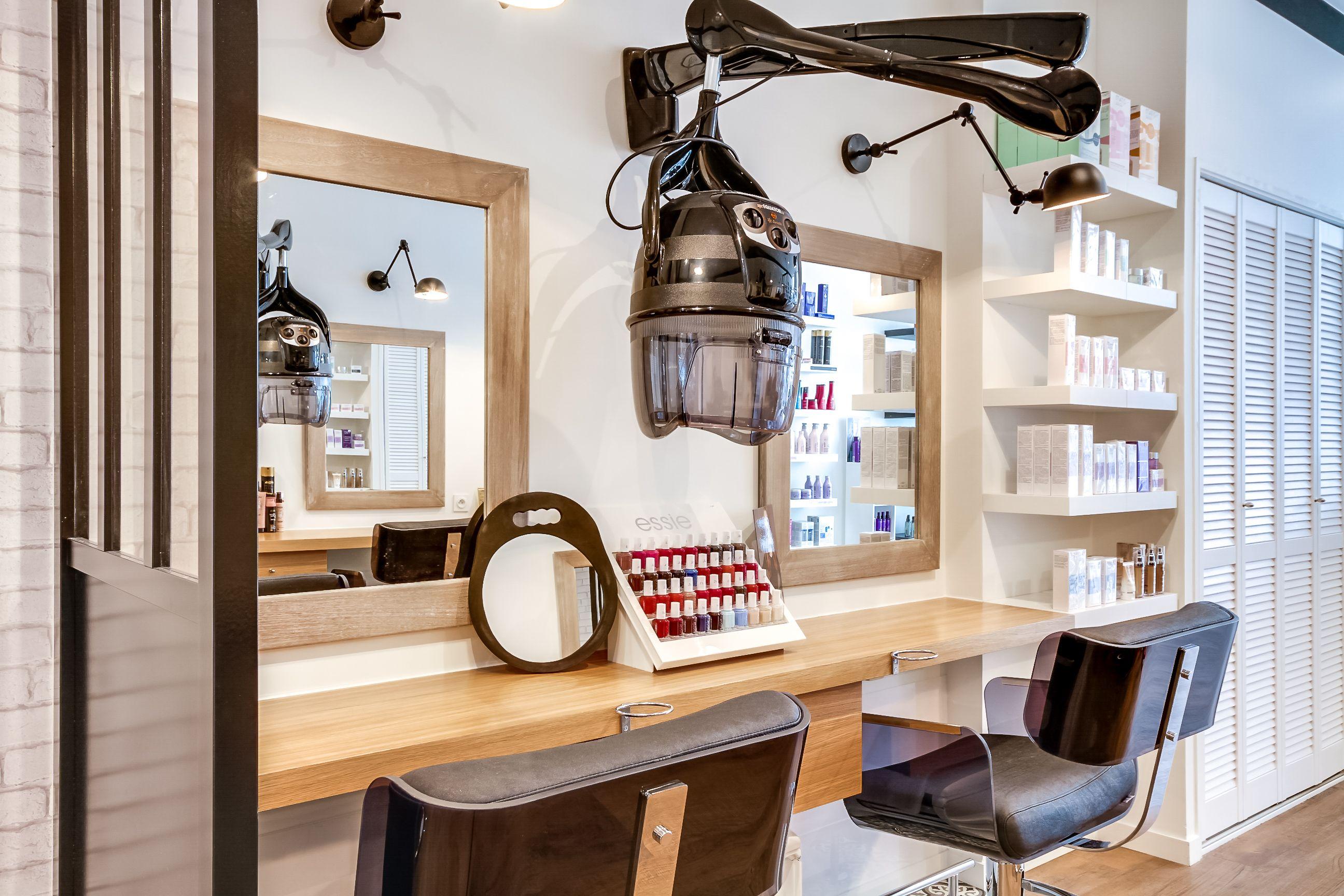 1000 Images About Salon De Coiffure On Pinterest Coiffures