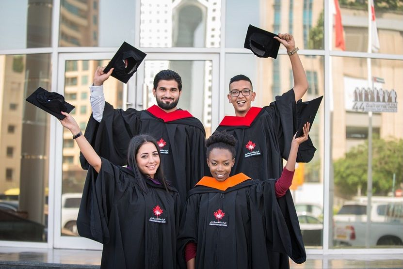 As A Parent Youd Choose Engineering Architecture Or Interior Design At Canadian University Dubai For Its Learning Environment Where The Quality Of