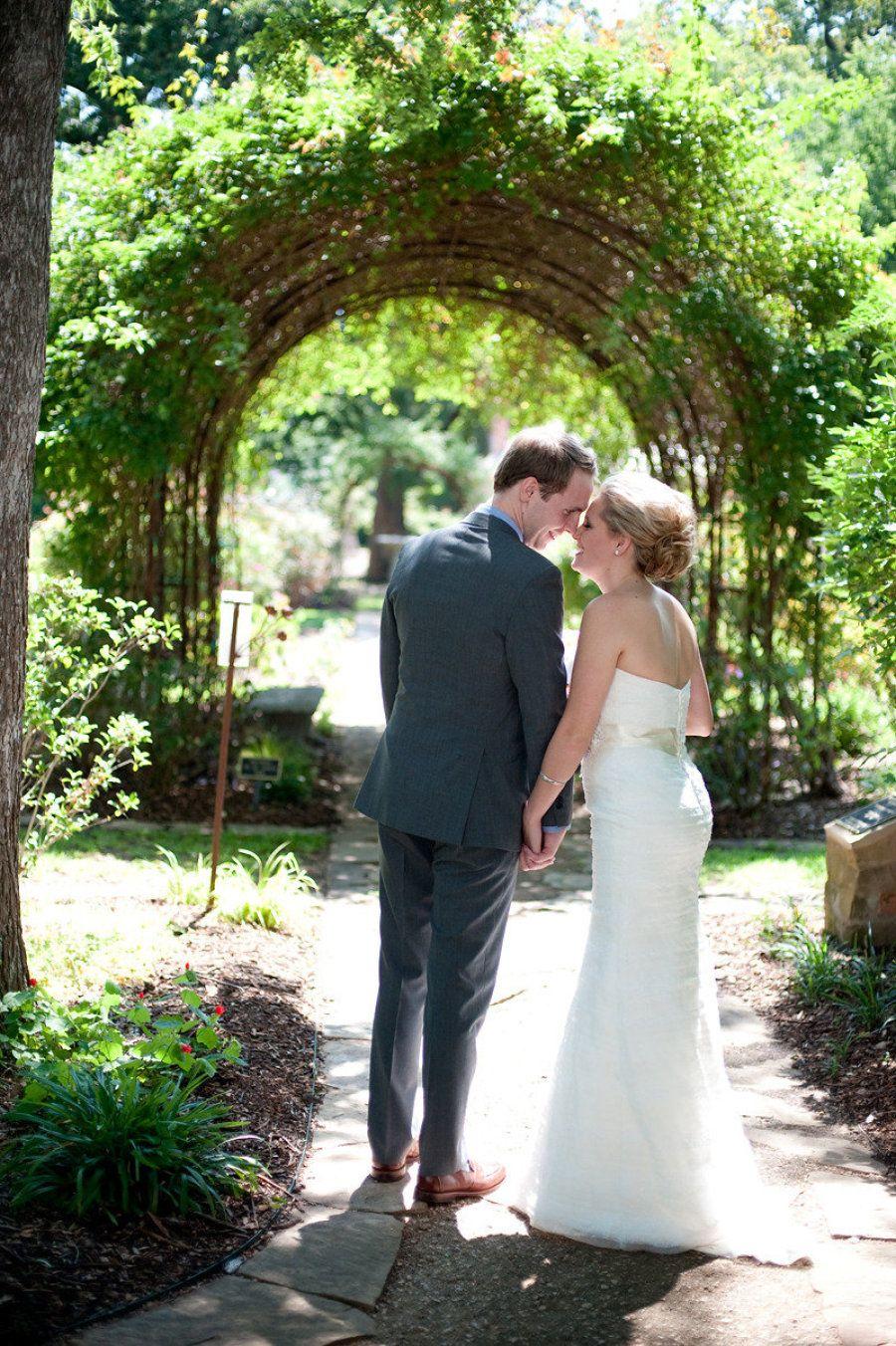 Farmers Branch Historical Park Dallas Wedding
