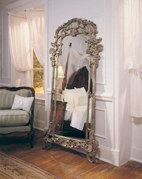 This mirror is a beauty. Some walls call for a piece like this and ...