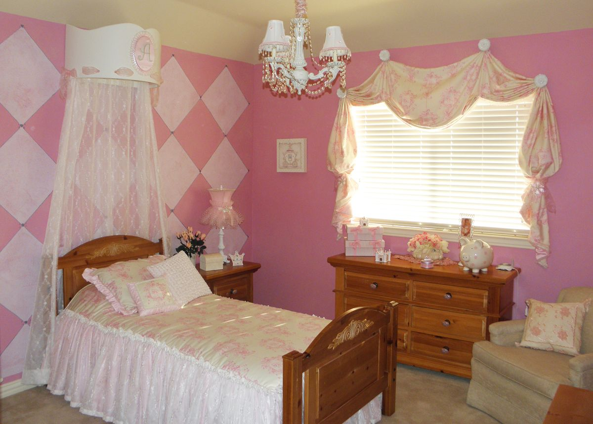 Princess Bedroom Designs Delectable Princess Bedroom In Flower Mound  Dorothy Greenlee Designs Inspiration Design