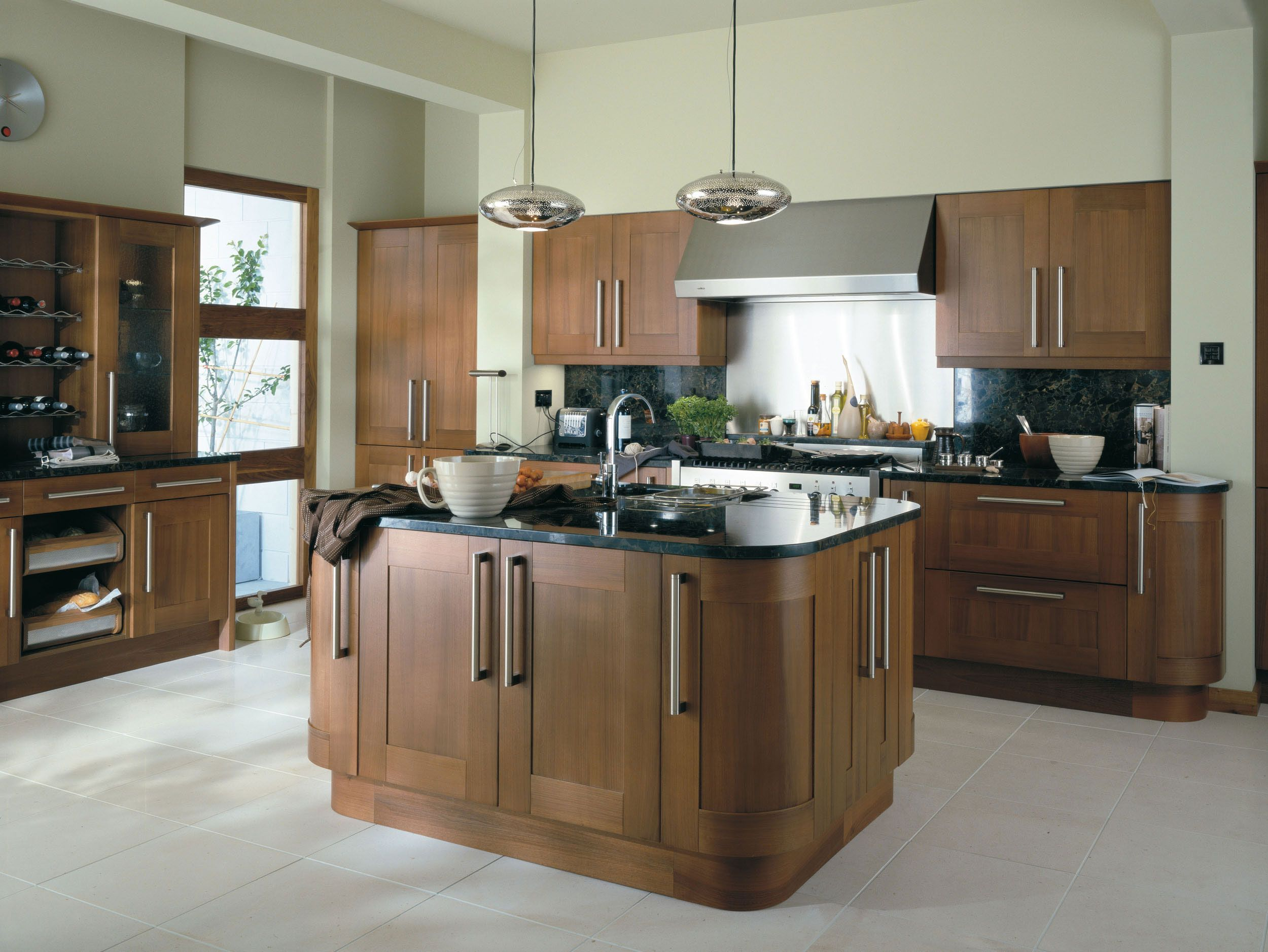walnut brings warmth to any kitchen, tavari walnut differs from