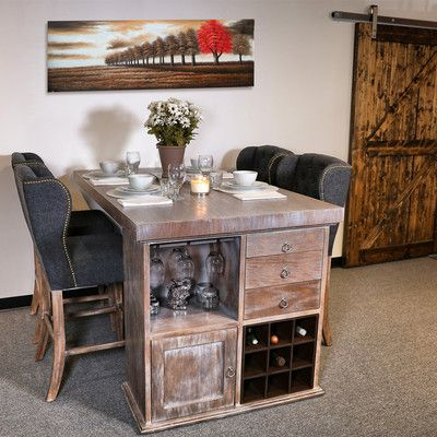 REZFurniture Torin Pub Table