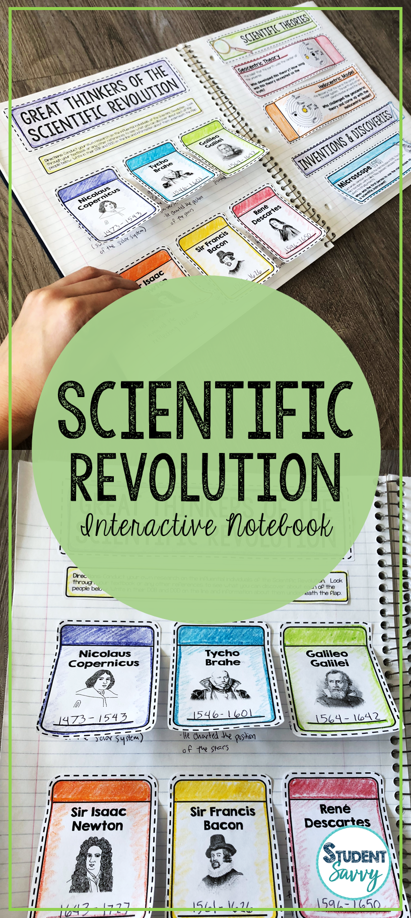 Download: Scientific Revolution Interactive Notebook Topics Covered In This Unit Includ Scientific Revolution Interactive Notebooks Interactive Notebooks Social Studies [ 1824 x 816 Pixel ]