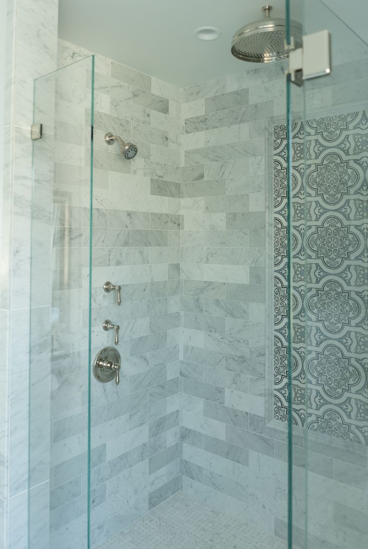 The Lena collection by Artisan Stone Tile is an elegant pattern that ...