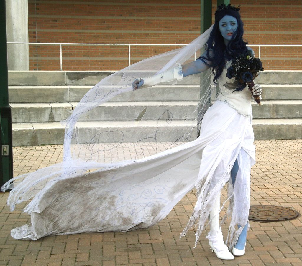Emily the corpse bride by paintedpandacosplayviantart on