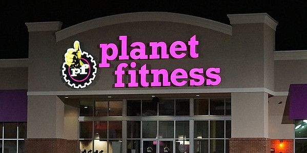 Planet Fitness Near Me With Images Planet Fitness Workout