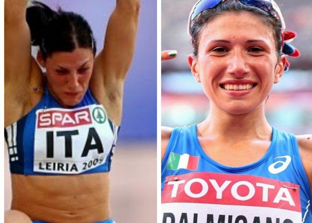 Tania Vicenzino e Antonella Palmisano le regine della 2 giornata degli  assoluti di Ancona 47f141f63bb