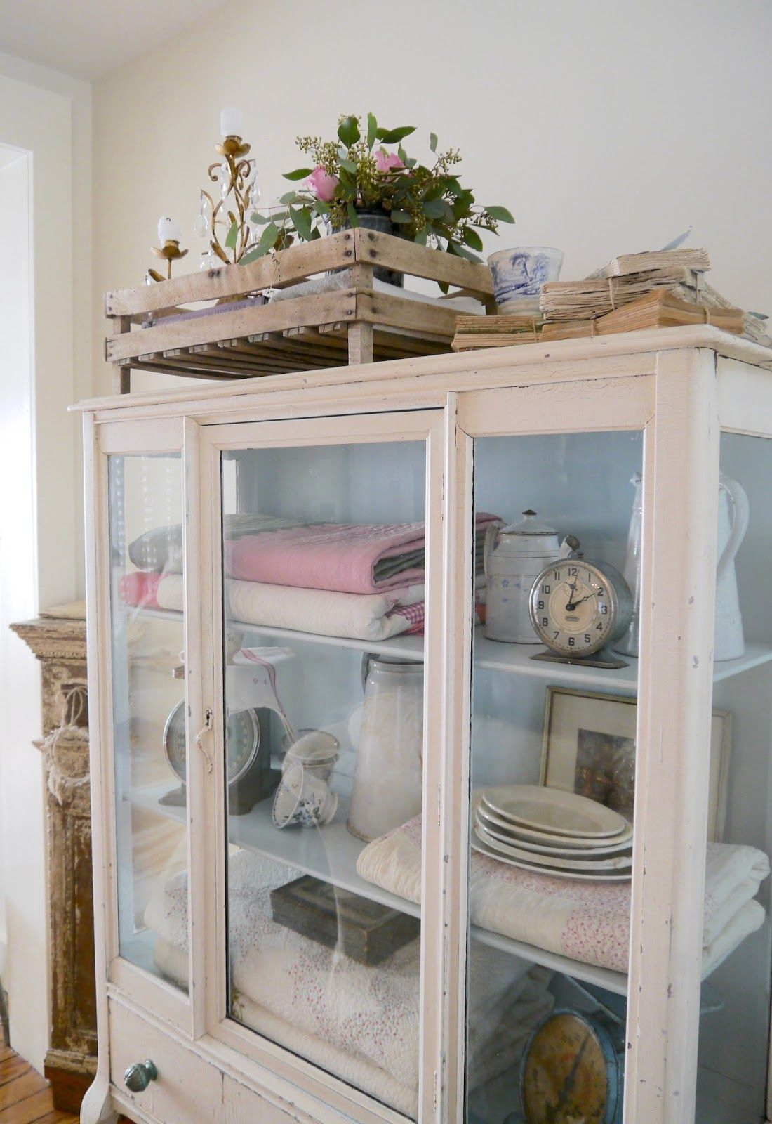 Muebles Shabby Chic Chateau Chic Beautiful Home Tour Cottage Style And